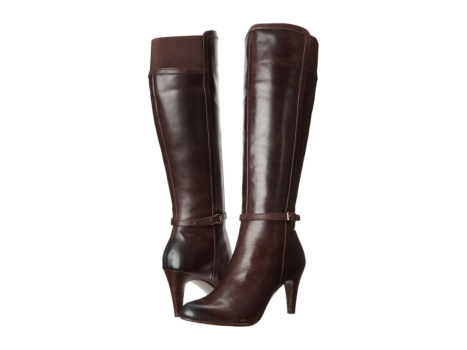 Circa Joan & David - Hadlie (Dark Brown Multi Leather) Women