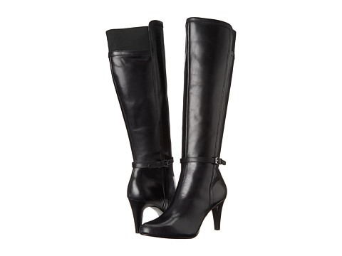 Circa Joan & David - Hadlie (Black Multi Leather) Women's Boots