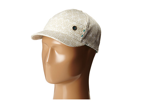 Prana - Jenni Jockey Cap (Stone Diamond) Caps