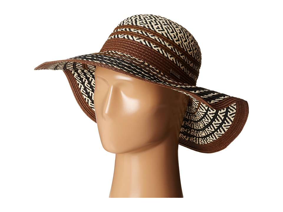 Prana - Dora Sun Hat (Black) Caps