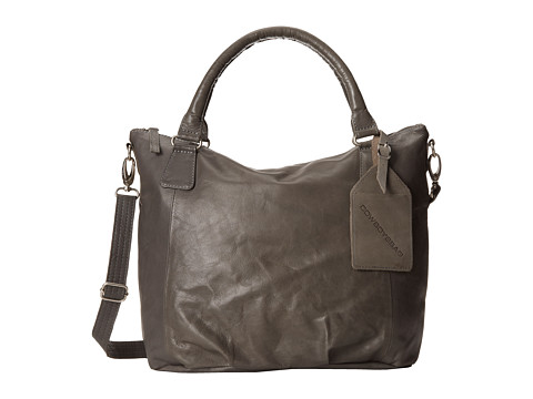 COWBOYSBELT - Barnet Bag (Grey) Shoulder Handbags