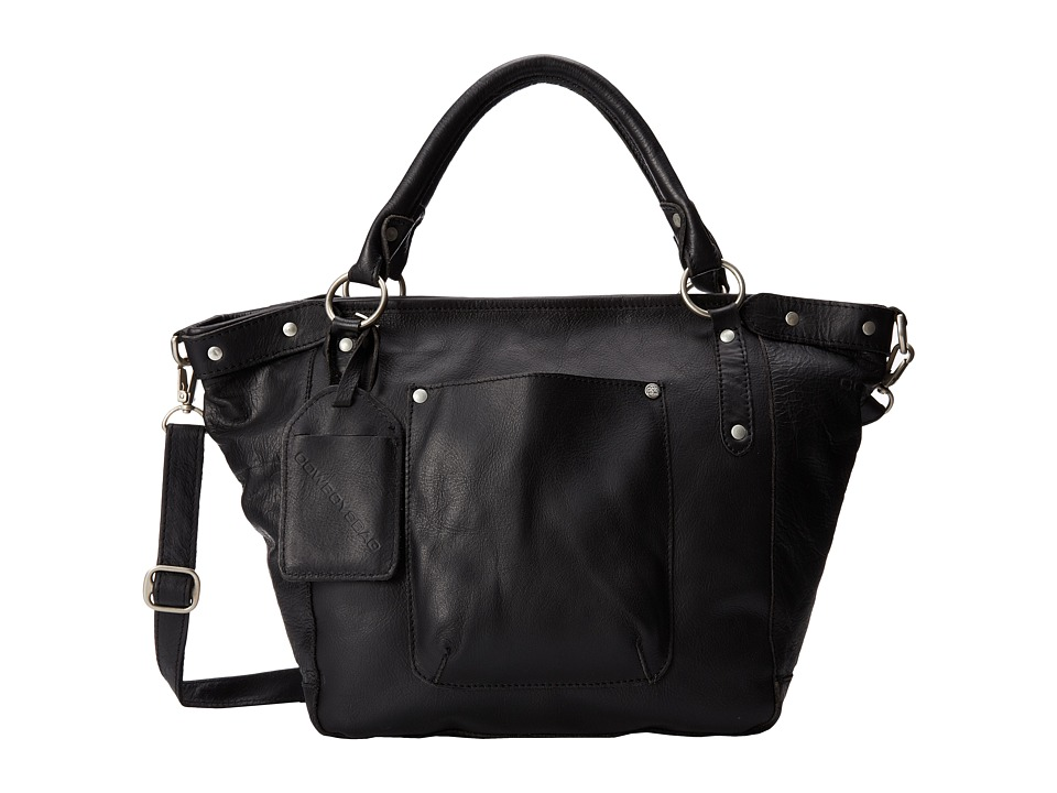 COWBOYSBELT - Bridgewater Bag (Black) Shoulder Handbags