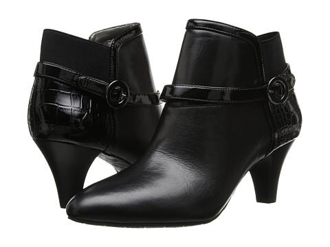Circa Joan & David - Cailey (Black Multi Leather) Women