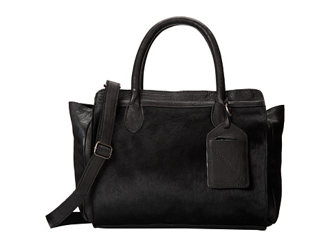 COWBOYSBELT - Kalomo (Black) Shoulder Handbags