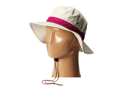 Prana - Caribbean Sun Hat (Stone) Traditional Hats