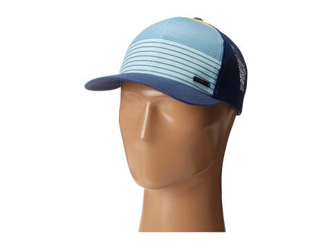 Prana - Kolten Trucker Hat (Navy) Caps