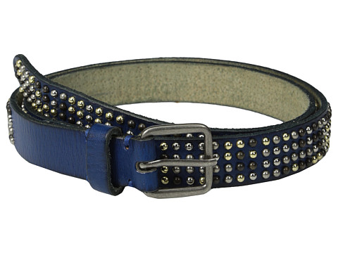 COWBOYSBELT - 259083 (Blue) Women's Belts