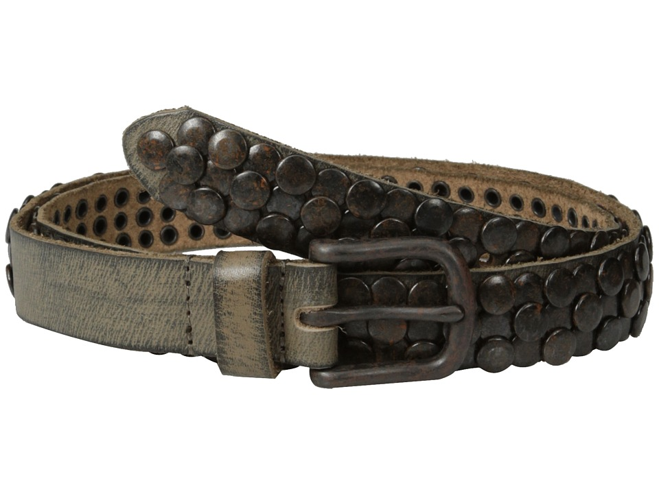 COWBOYSBELT - 259084 (Mud) Women's Belts