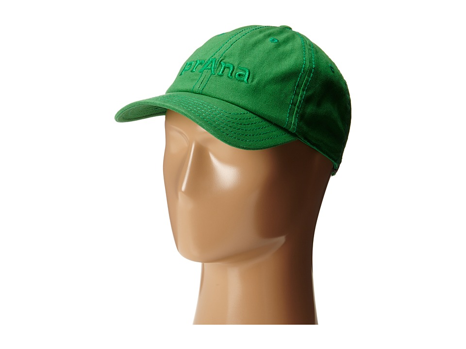 Prana - Signature II Cap (Peacock Eye) Baseball Caps