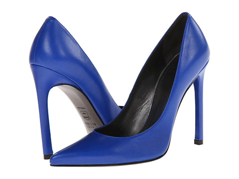 Stuart Weitzman - Queen (Ultramar Nappa) High Heels
