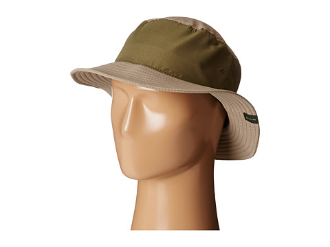 Prana - Mojo Bucket Hat (Khaki) Bucket Caps