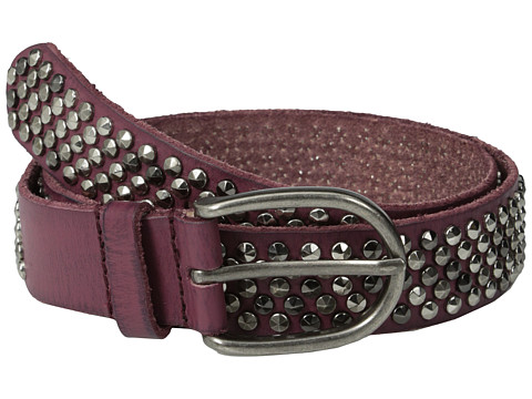 COWBOYSBELT - 359016 (Plum) Women's Belts