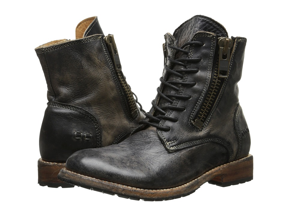 Bed Stu - Tactic (Black Driftwood) Women's Lace-up Boots