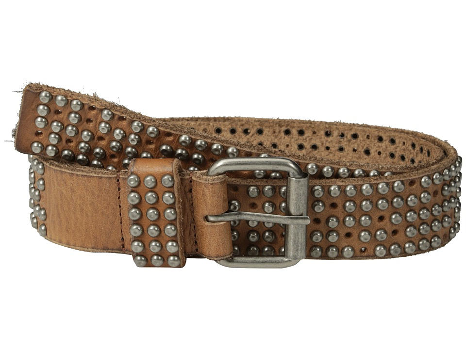 COWBOYSBELT - 409041 (Tobacco) Women's Belts