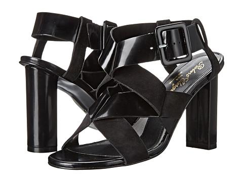 Robert Clergerie - Lissia (Black Suede) High Heels
