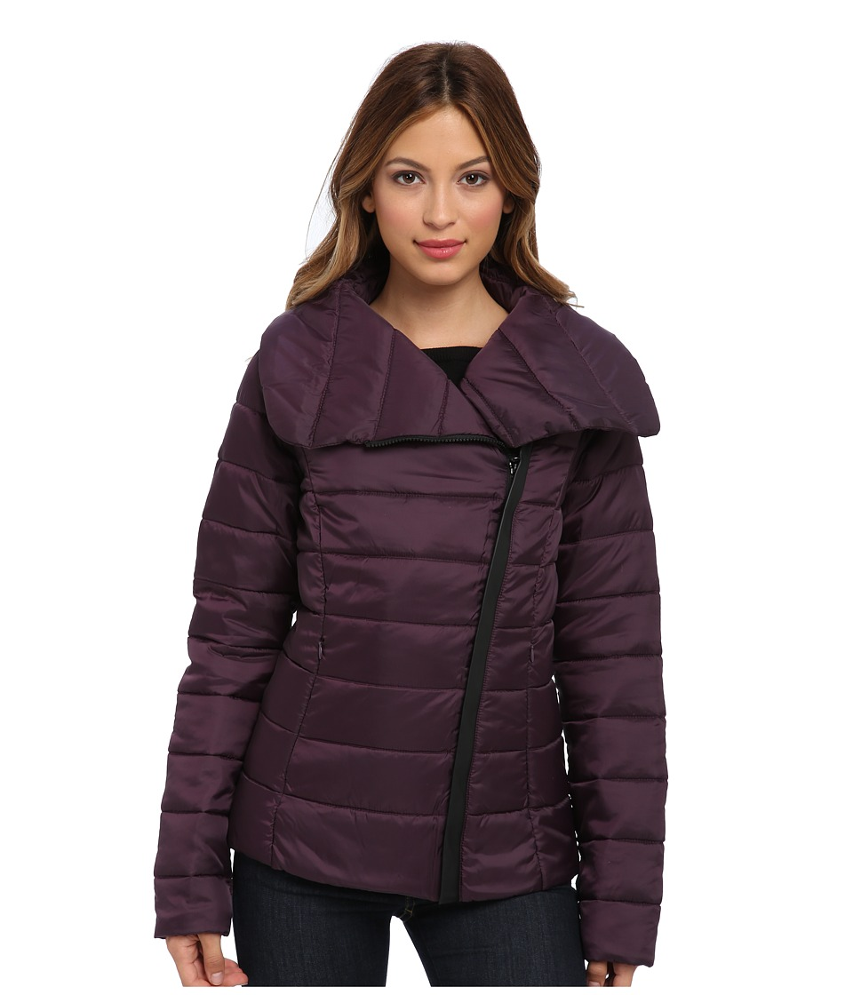 Gabriella Rocha - Hailey Packable Puffer Coat (Purple) Women