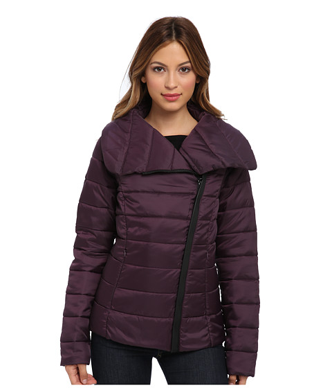 Gabriella Rocha - Hailey Packable Puffer Coat (Purple) Women's Coat
