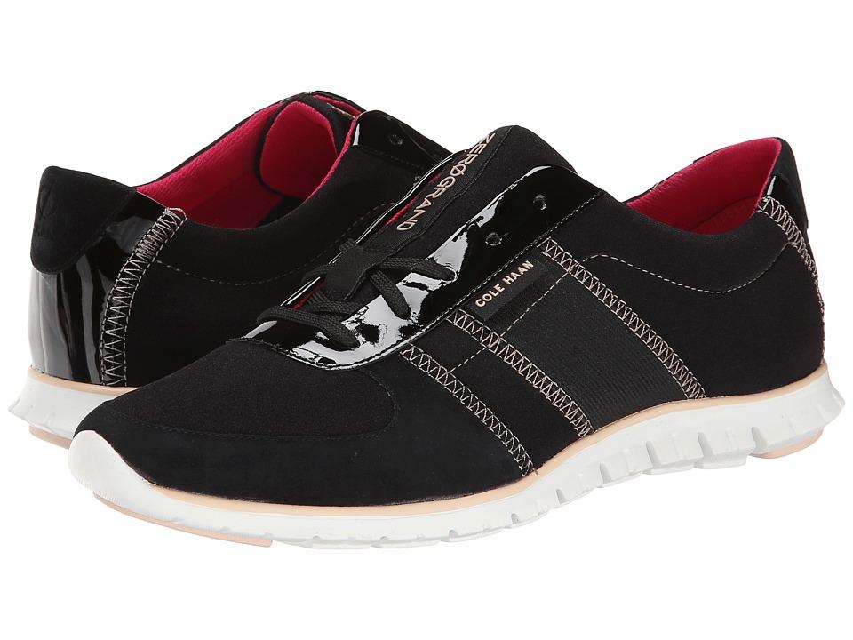 Cole Haan - Zerogrand Sneaker (Black/Black Shimmer) Women