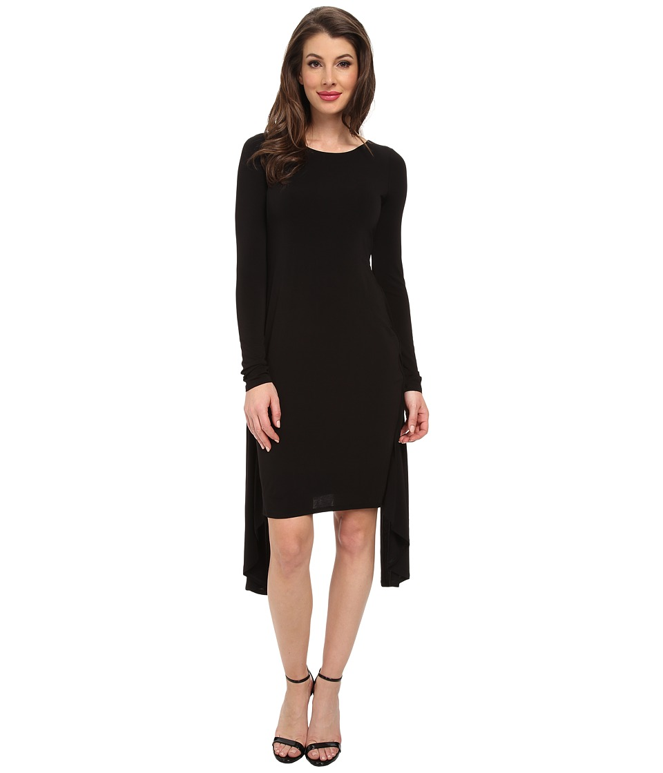 BCBGMAXAZRIA - Jennifer Cocktail Dress (Black) Women's Dress