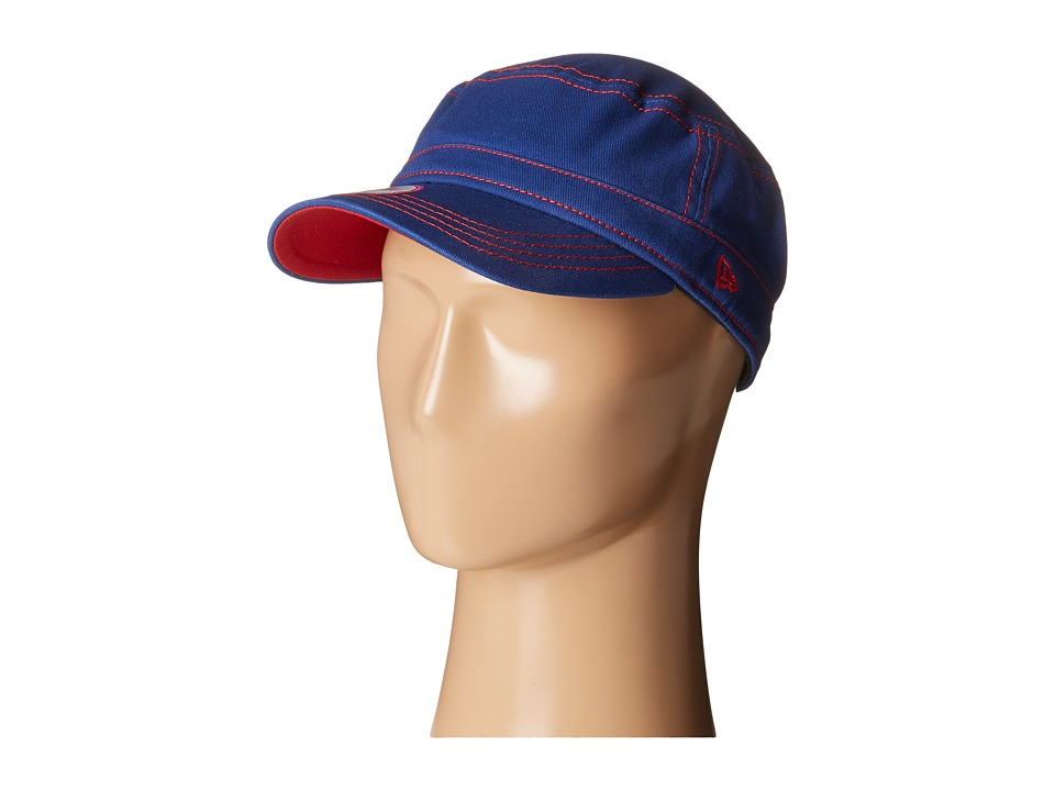 New Era - Chic Cadet Chicago Cubs (Medium Blue) Caps