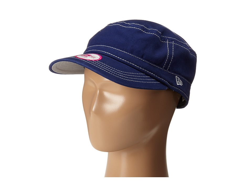New Era - Chic Cadet Los Angeles Dodgers (Medium Blue) Caps