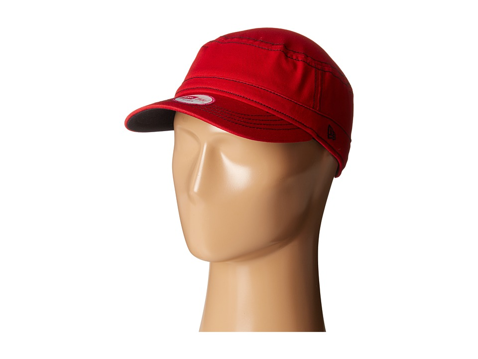 New Era - Chic Cadet Anaheim Angels (Red) Caps