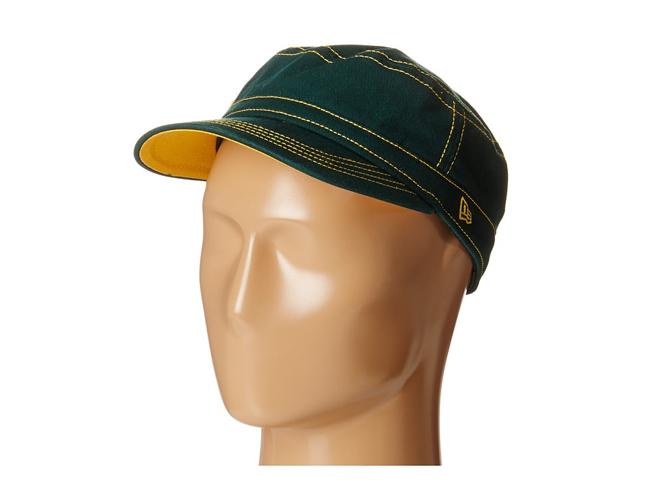 New Era - Chic Cadet Oakland Athletics (Green) Caps
