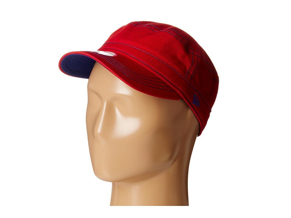 New Era - Chic Cadet Philadelphia Phillies (Red) Caps