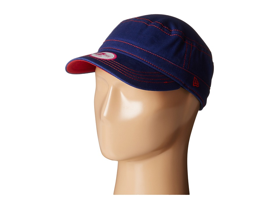 New Era - Chic Cadet Texas Rangers (Bright Blue) Caps