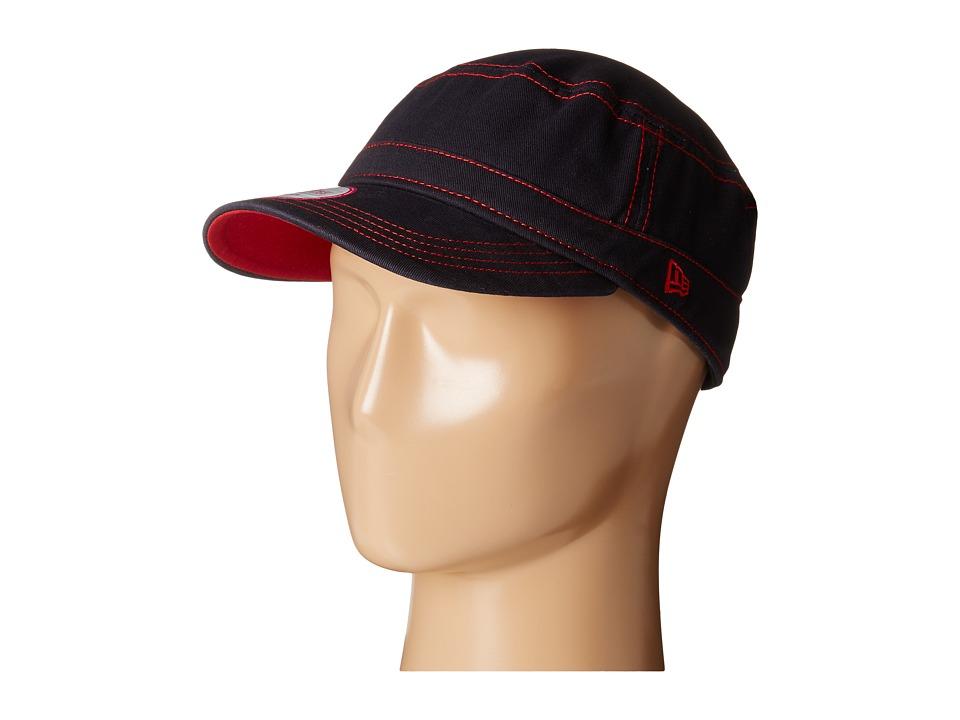 New Era - Chic Cadet Atlanta Braves (Navy) Caps
