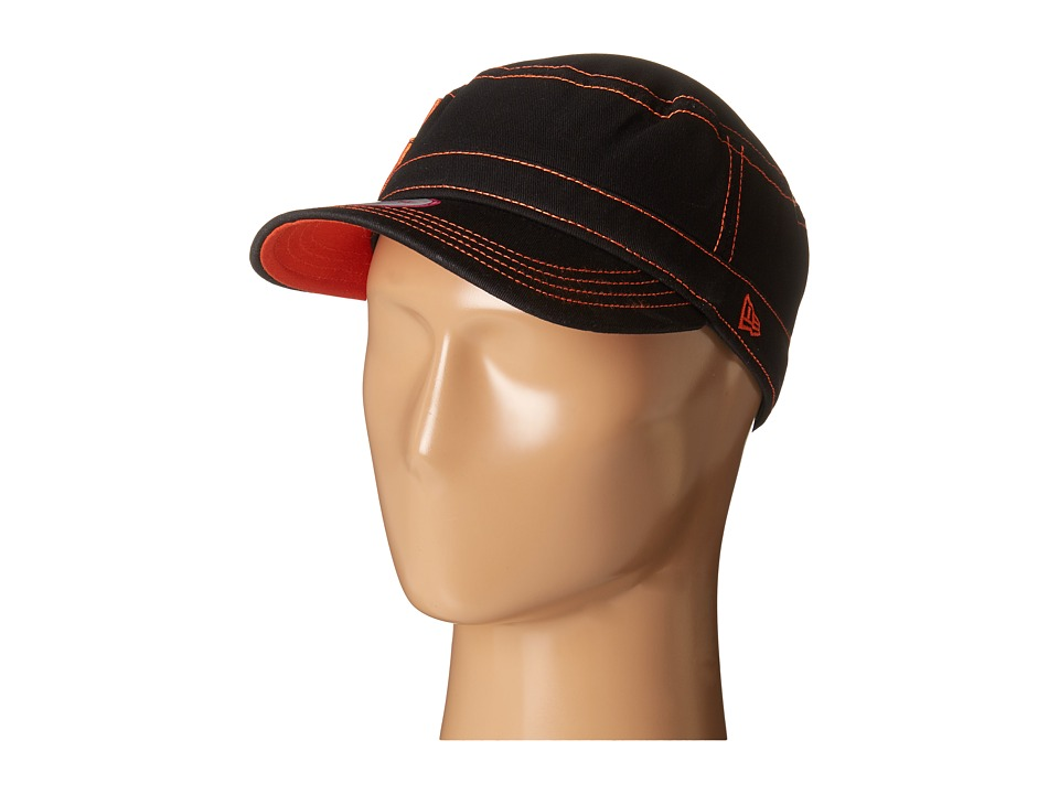 New Era - Chic Cadet Baltimore Orioles (Black/Red) Caps