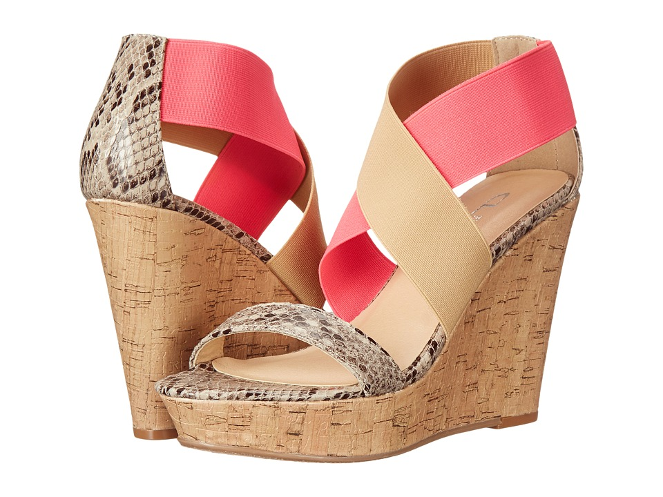 CL By Laundry - Idelle (Nude Multi) Women's Shoes