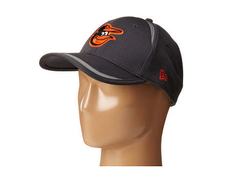 New Era - Reflectaline Baltimore Orioles Graphite (Grey) Caps
