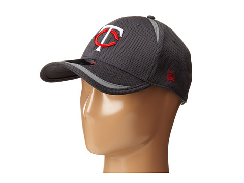 New Era - Reflectaline Minnesota Twins Graphite (Grey) Caps