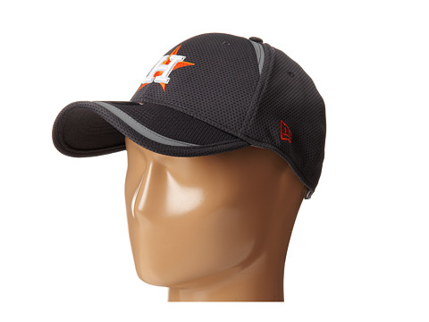 New Era - Reflectaline Houston Astros Graphite (Grey) Caps