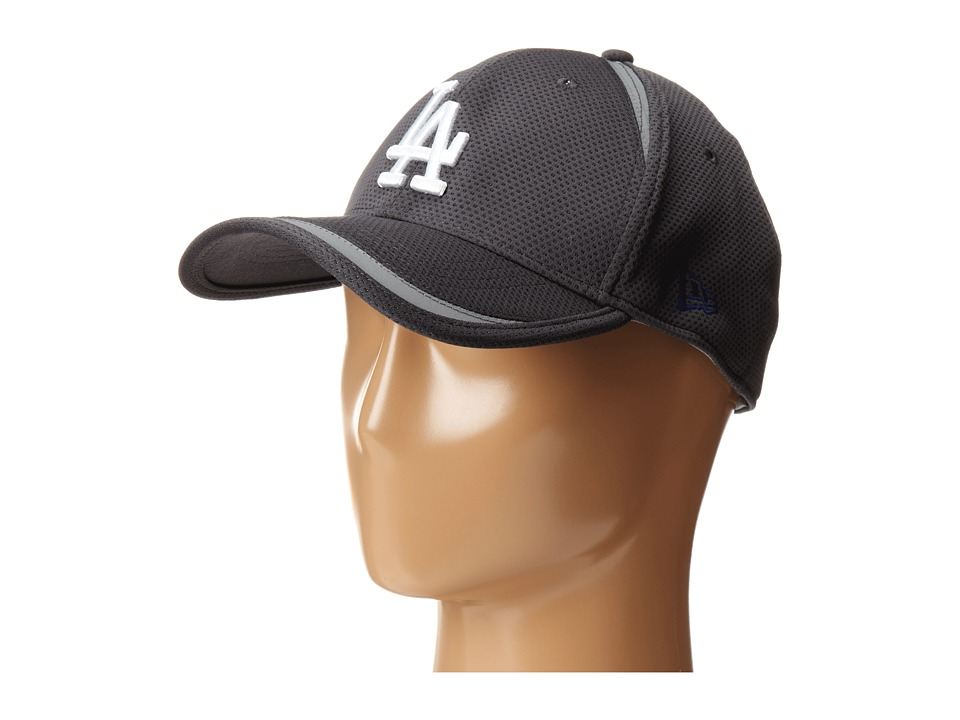 New Era - Reflectaline Los Angles Dodgers Graphite (Grey) Caps