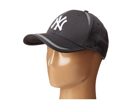 New Era - Reflectaline New York Yankees Graphite (Grey) Caps
