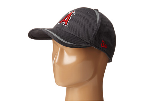 New Era - Reflectaline Anaheim Angels Graphite (Grey) Caps