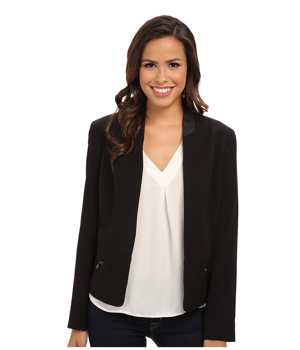Jones New York - Modern Fit Blazer (Black) Women