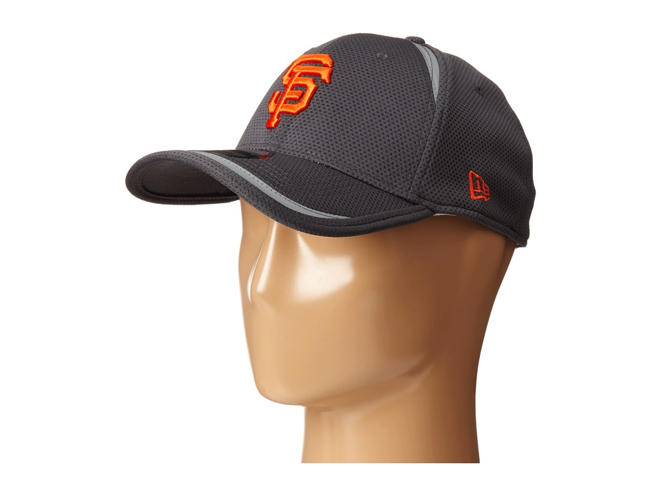 New Era - Reflectaline San Francisco Giants Graphite (Grey) Caps