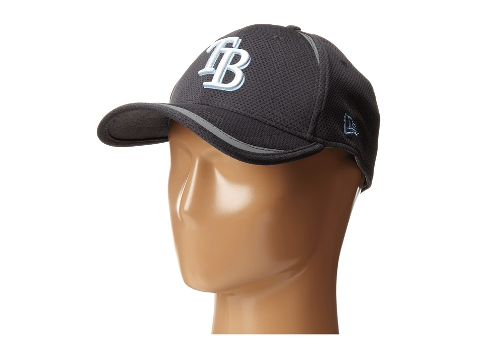 New Era - Reflectaline Tampa Bay Rays Graphite (Grey) Caps
