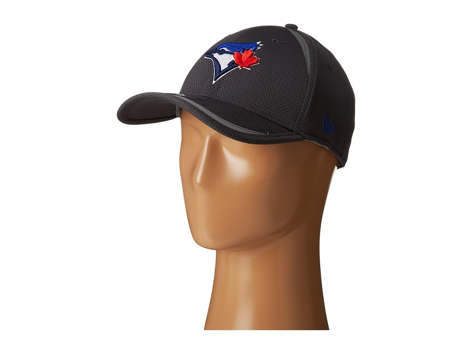 New Era - Reflectaline Toronto Blue Jays Graphite (Grey) Caps