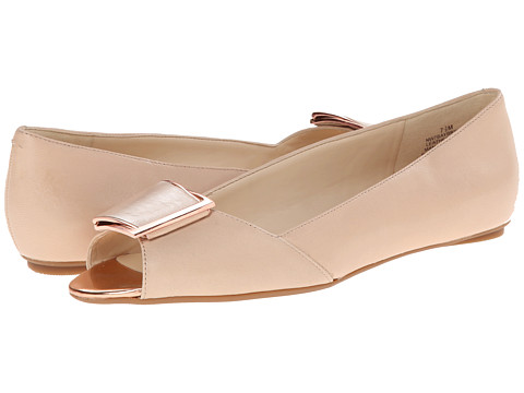 Nine West - Baybrynne (Light Natural Leather 1) Women