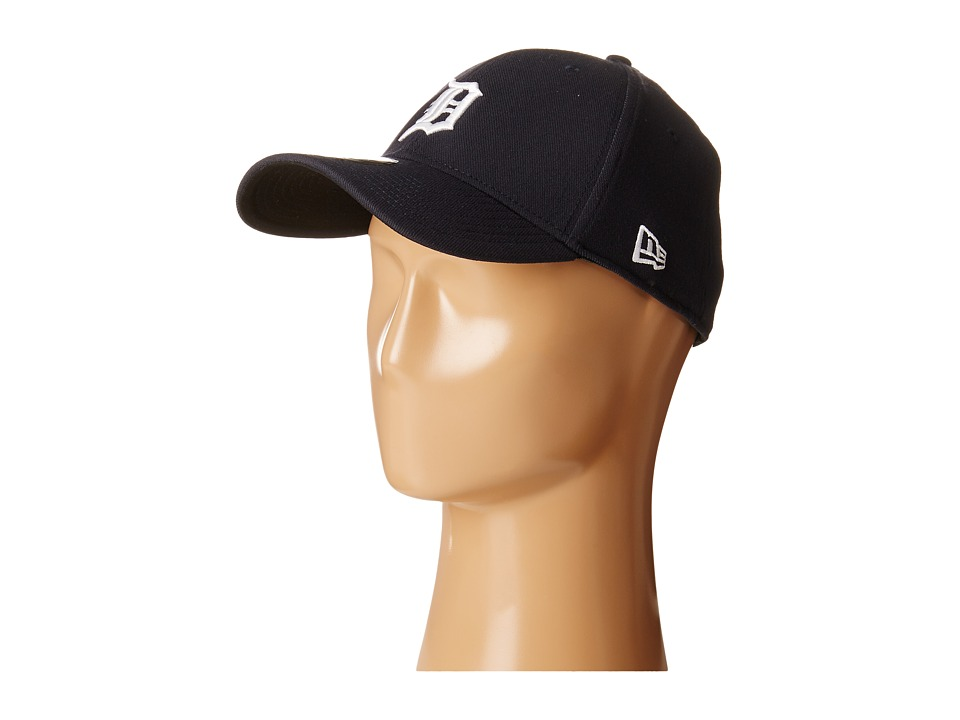 New Era - Team Classic 3930 Detroit Tigers Home (Navy) Caps
