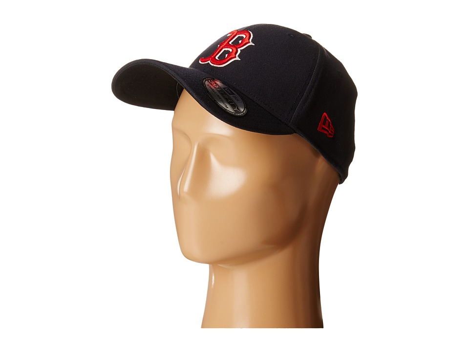 New Era - Team Classic 3930 Boston Red Sox Game (Navy) Caps