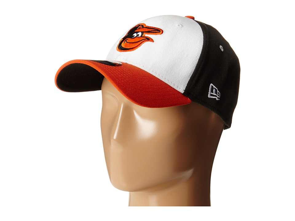 New Era - Team Classic 3930 Baltimore Orioles Home (White) Caps