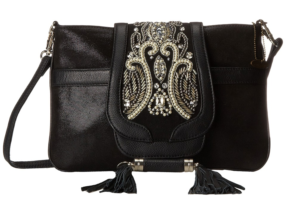Mary Frances - Glam (Black) Handbags