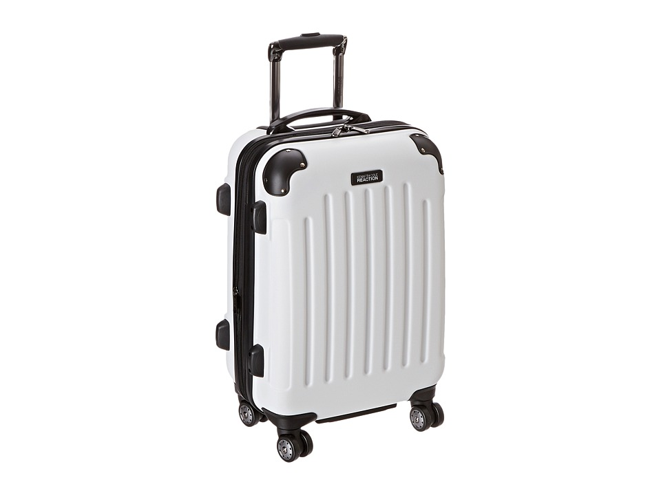 Kenneth Cole Reaction - Renegade Against The Law 20 Carry-On Luggage (White) Carry on Luggage
