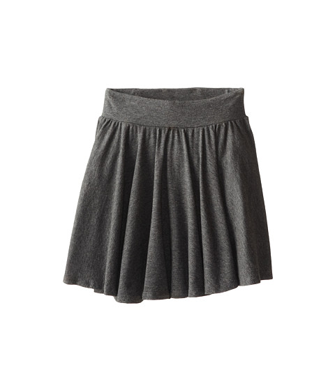 Splendid Littles - Twirly Skirt (Big Kids) (Dark Heather) Girl's Skirt