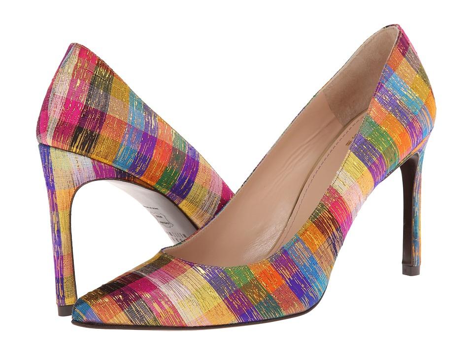 Stuart Weitzman - Heist (Tinsil Silk) High Heels